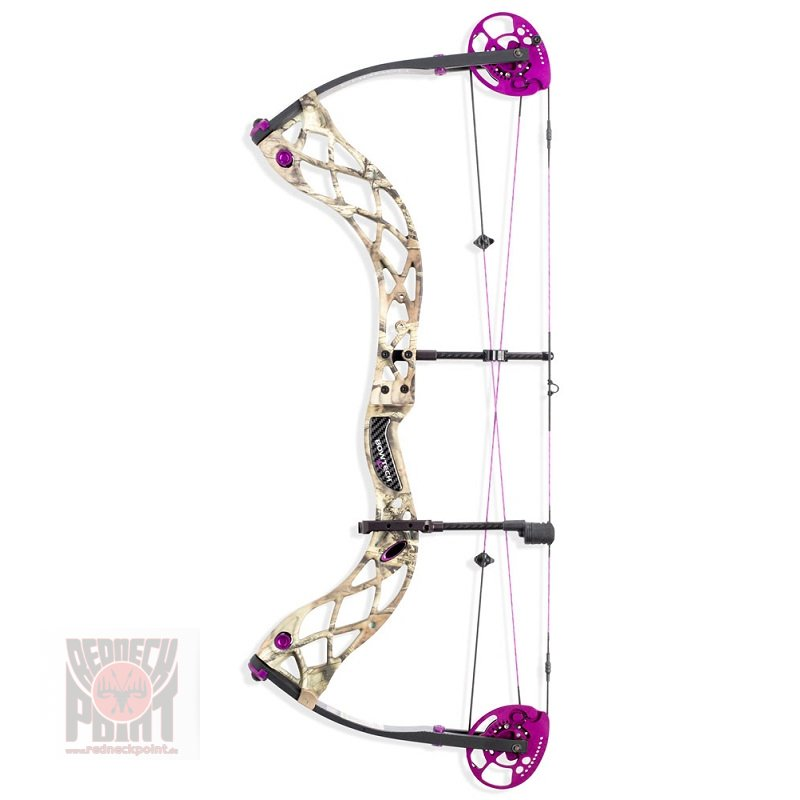 2016 Bowtech Compoundbogen Rose