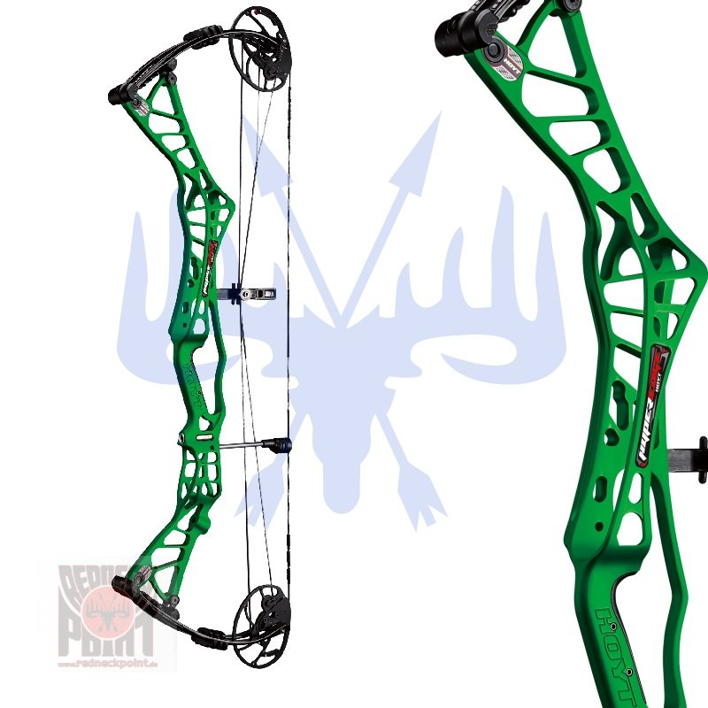 2016 Hoyt Compoundbogen Hyper Edge