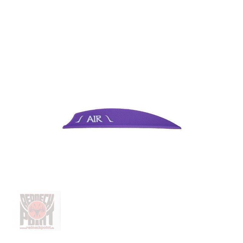 """Bohning Air Vanes 2"""" purple"""