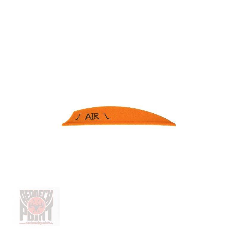 """Bohning Air Vanes 2"""" neon orange"""