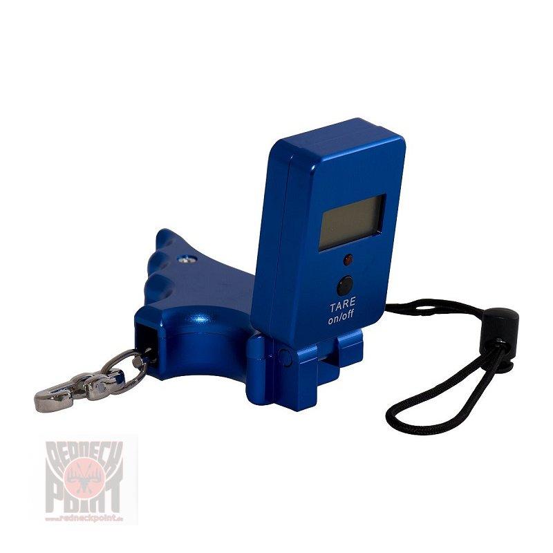 Decut Elektronische Waage Blau