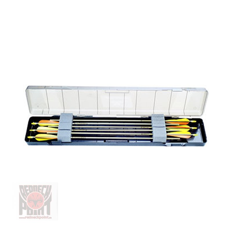 MTM Pfeilbox für Armbrustbolzen schwarz