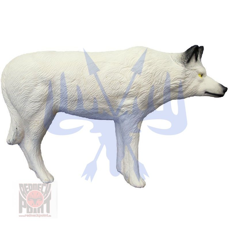 SRT Wolf weiß