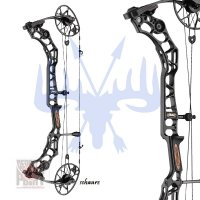 2017 Mathews Compoundbogen Halon 5 32