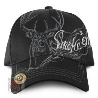 Buck Wear Cap Smokeem