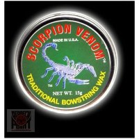Scorpion Traditionelles Sehnenwachs