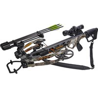 Bear Archery Armbrust Constrictor Package 190ibs 410fps