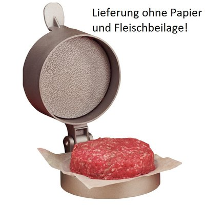 Kitchener Burger Presse - Aluminium