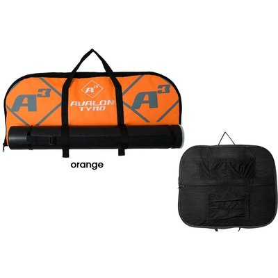 Avalon Recurvebogentasche Tyro A3 orange