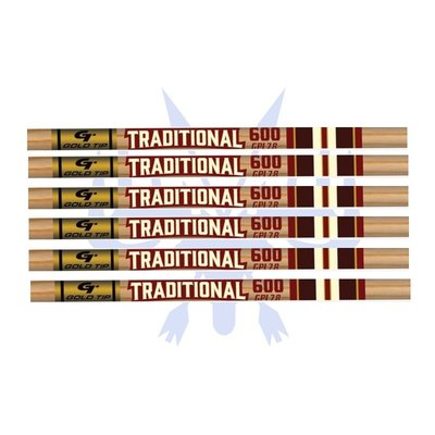 GoldTip Pfeilschaft Traditional Classic XT .003 600