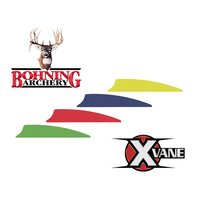 Bohning X-Vane 1.75 zoll Shield orange
