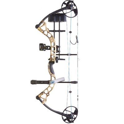 2018 Diamond Compoundbogen Infinite Edge Pro Package RH camo