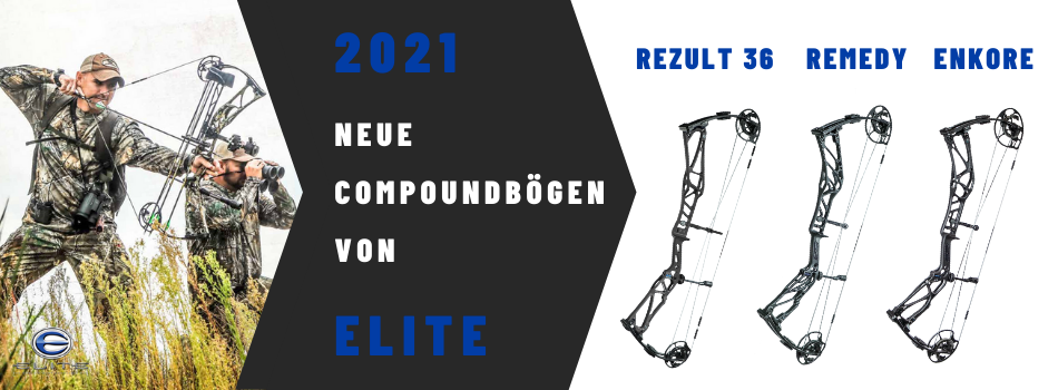 NEW 2021 Elite Compoundbogen