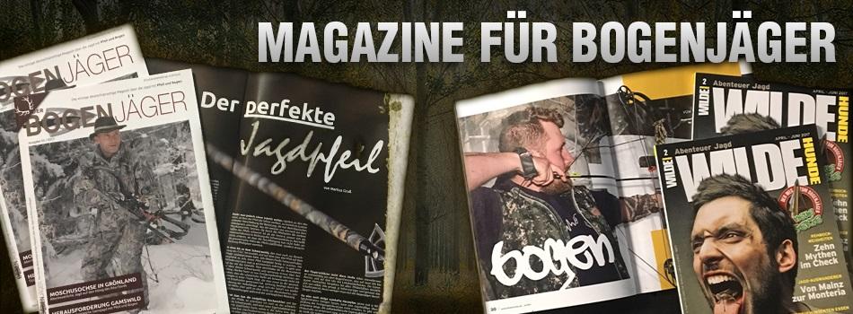 Jagd & Bogenjagd Zeitschriften